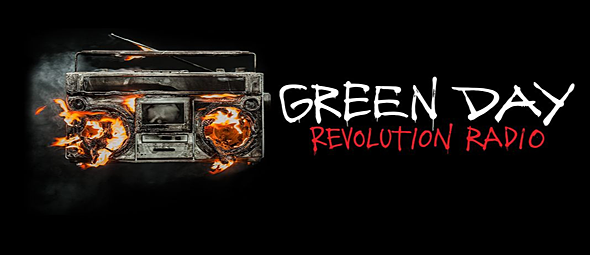 greenday revolution radio slide - Green Day - Revolution Radio (Album Review)