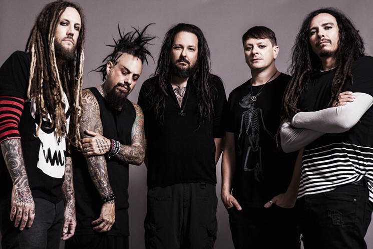 img 0649 c photo cred jimmy fontain - Korn - The Serenity of Suffering (Album Review)