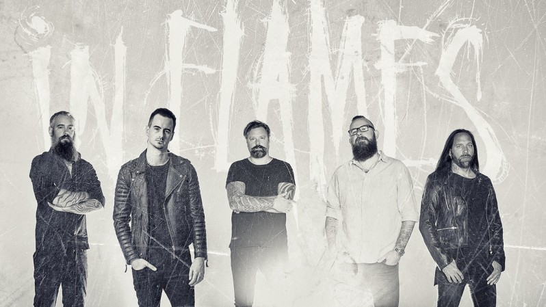 in flames promo - In Flames - Battles (Album Review)