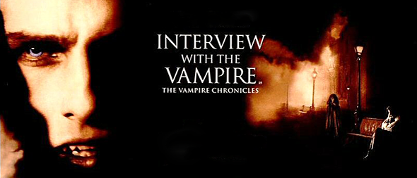interview big slide - This Week in Horror Movie History - Interview with the Vampire (1994)