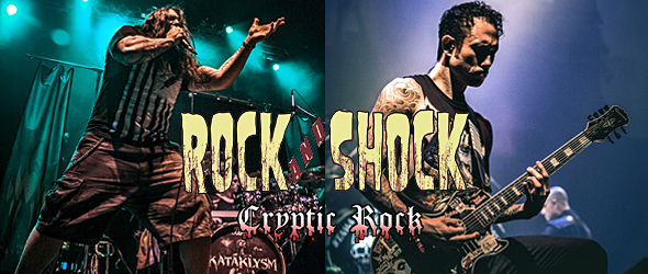 rock and shock day 1 - Rock and Shock Provides Metal Assault Worcester, MA 10-14-16