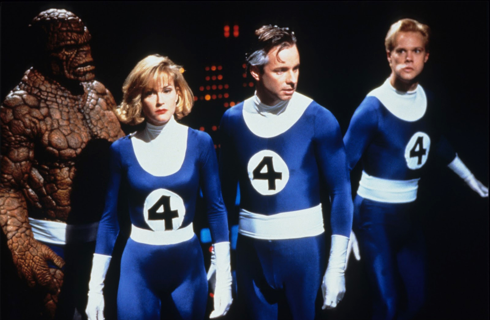 roger corman fantastic four movie group shot - DOOMED! The Untold Story Of Roger Corman's The Fantastic Four (Movie Review)