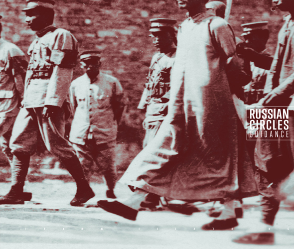 russian album cover - Russian Circles - Guidance (Album Review)