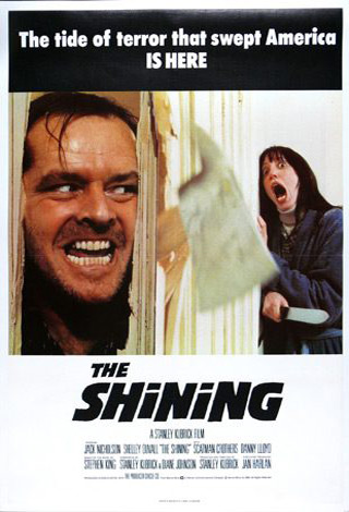 shining poster - Interview - Andréa Winter