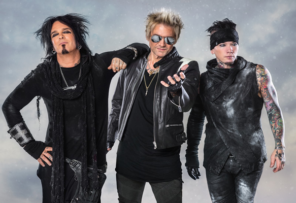 sixx am promo - Sixx: A.M. - Prayers for the Blessed, Vol. 2 (Album Review)