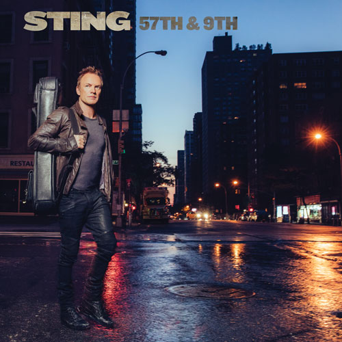 sting57th9th1472601281 - Sting - 57th & 9th (Album Review)