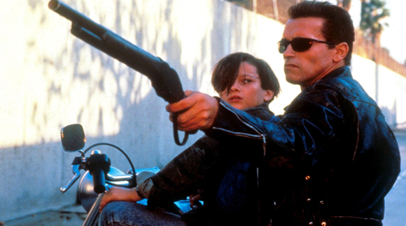 t2 1 - Terminator 2: Judgment Day - Still Exceptional After 25 Years
