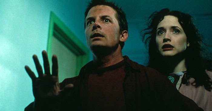 the frighteners michael j fox peter jackson film review shelf heroes - The Frighteners - Spooky Fun 20 Years Later