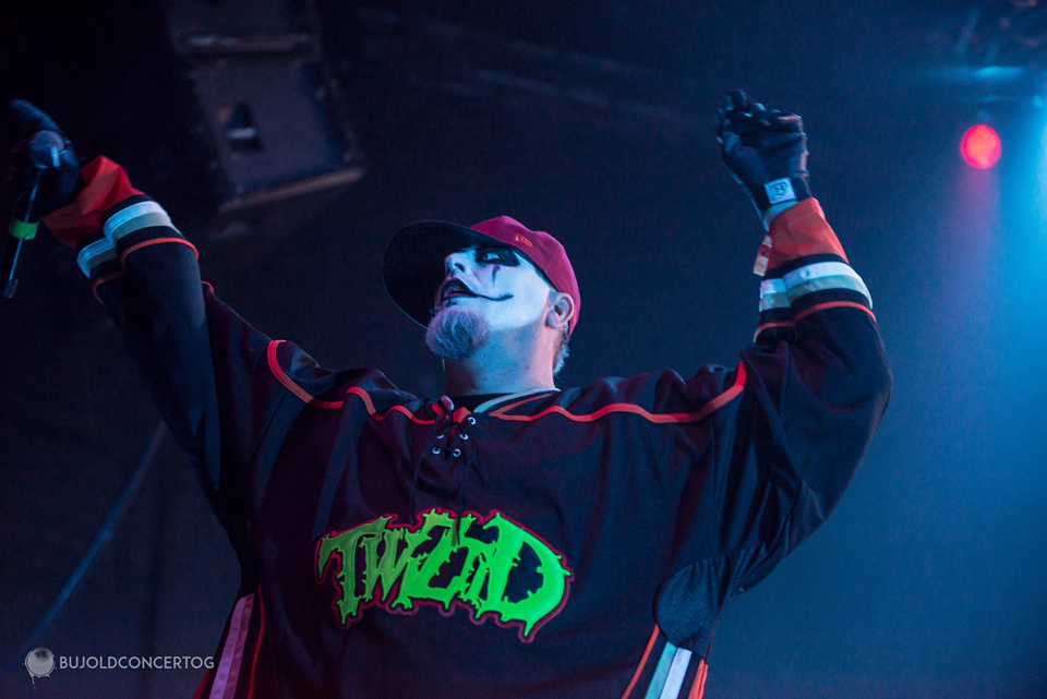 twiztid 2 - Rock and Shock Goes Out Swinging Day 3 Worcester, MA 10-16-16