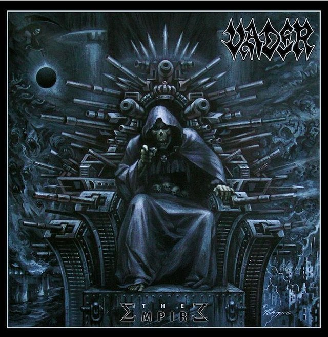 "vader the empire - Interview - Piotr ""Peter"" Wiwczarek of Vader"