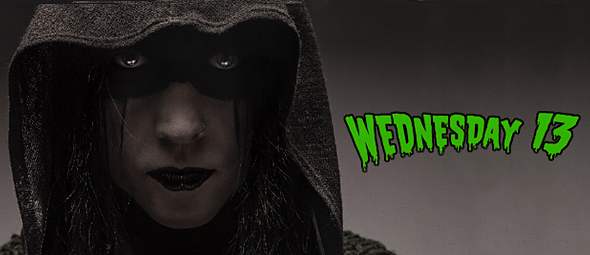 wednesday slide - Interview - Wednesday 13