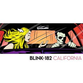 Blink 182   Calfornia - CrypticRock Presents: The Best Albums of 2016