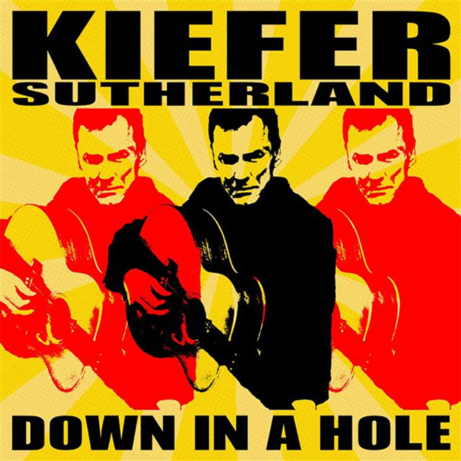 Kiefer Sutherland - Kiefer Sutherland - The Power of Artistic Expression