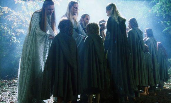 LOTR fellowship of the ring01 - The Lord of the Rings: The Fellowship of the Ring - Fantastical Excellence 15 Years Later