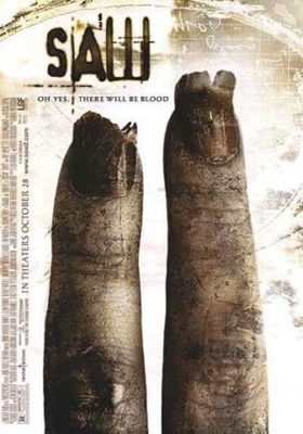 Saw II poster - Interview - Darren Lynn Bousman