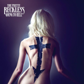 The Pretty Reckless   Going To Hell Official Album Cover - Interview - Taylor Momsen of The Pretty Reckless