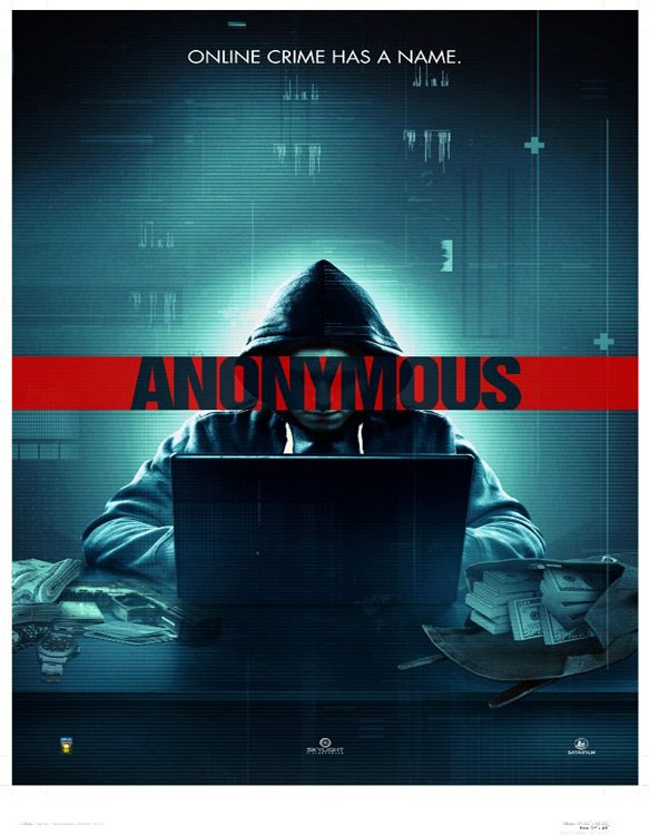 anoymous movie poster - Anonymous (Movie Review)