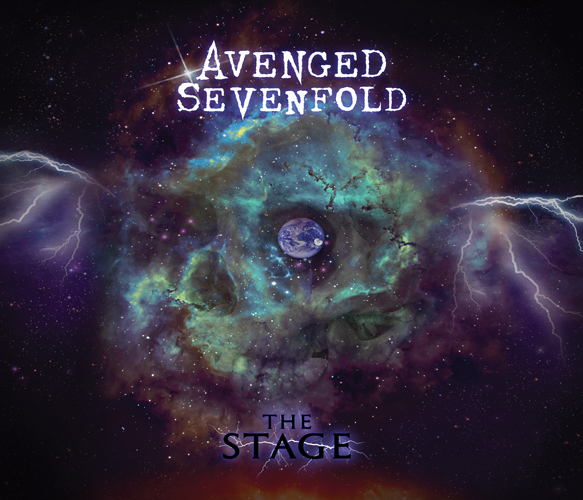 avenged sevenfold the stage - Avenged Sevenfold - The Stage (Album Review)