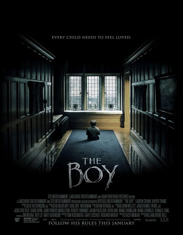 boy - CrypticRock Presents: Top 10 Horror Films of 2016