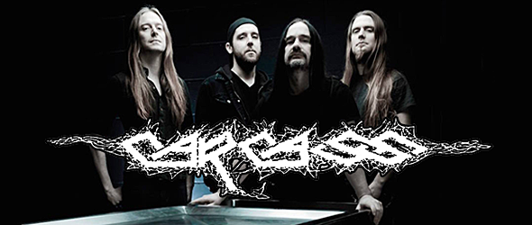 carcass slide 2016 - Interview - Bill Steer of Carcass