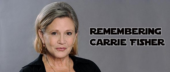 carrie slide - Carrie Fisher - A Princess From Another Galaxy