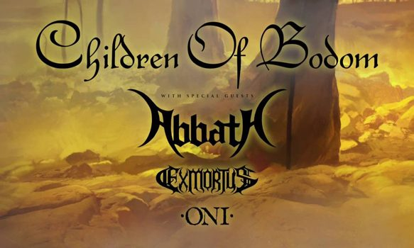 cob tour 2016 - Interview - Alexi Laiho of Children of Bodom
