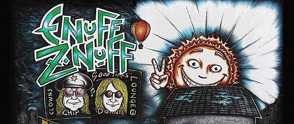 enuff slide - Enuff Z'Nuff - Clowns Lounge (Album Review)