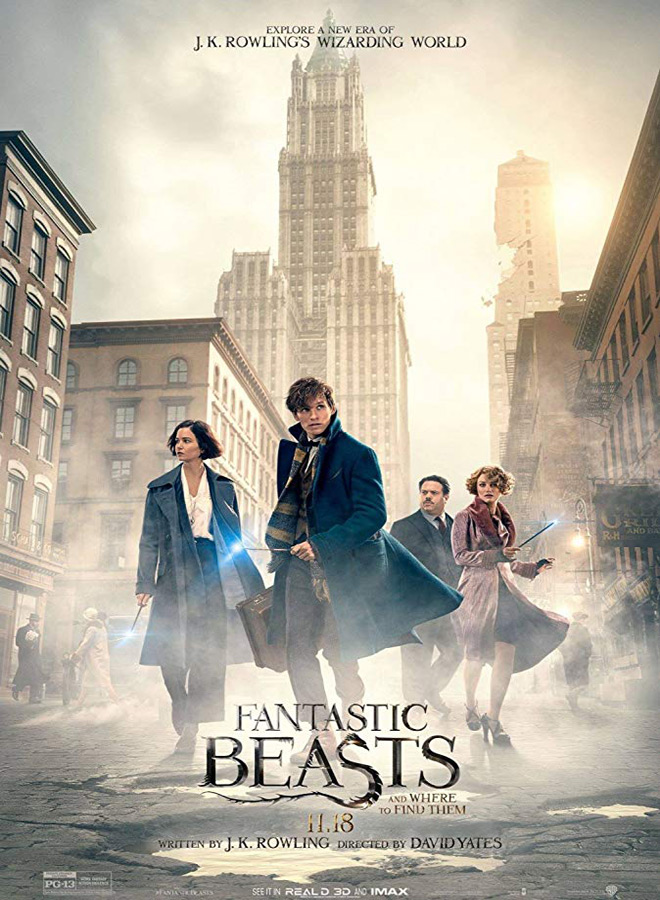 fan 1 - Fantastic Beasts and Where to Find Them (Movie Review)