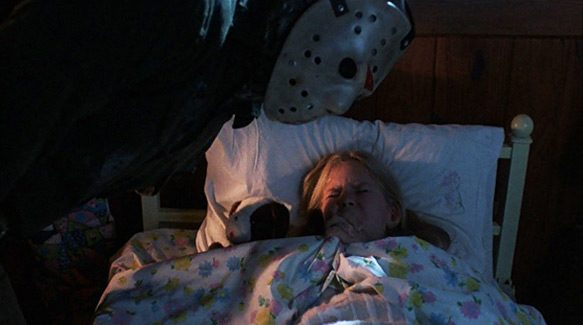 friday the 13th part vi jason lives praying camper girl voorhees hockey mask review - Friday the 13th Part VI: Jason Lives - A Fan-favorite 30 Years Later