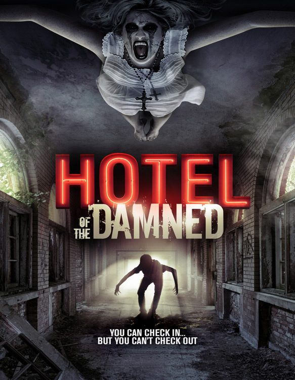 hotel of damned poster - Hotel of the Damned (Movie Review)