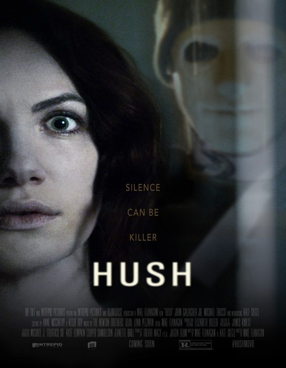 hush xlg - CrypticRock Presents: Top 10 Horror Films of 2016