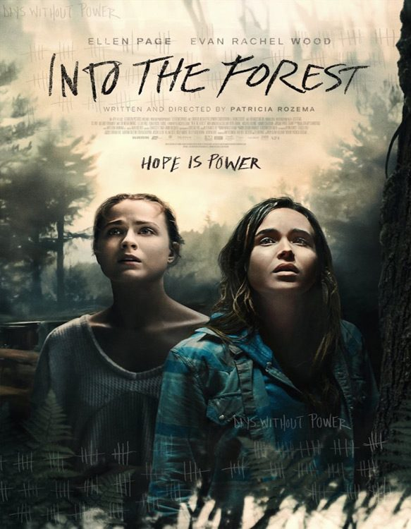 into the forst movie poster - Into The Forest (Movie Review)