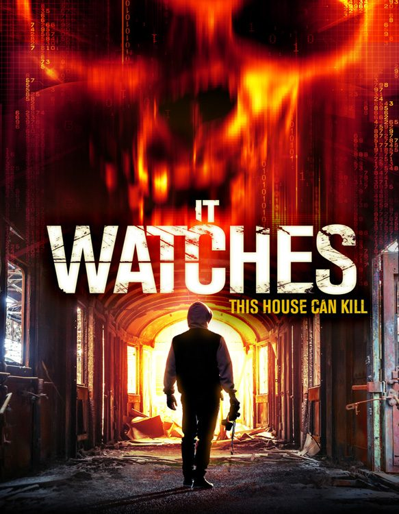 it watches poster - It Watches (Movie Review)