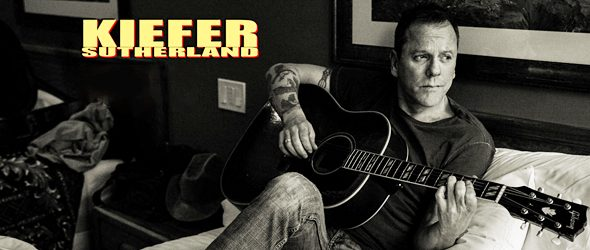 kiefer slide 2 - Kiefer Sutherland - The Power of Artistic Expression