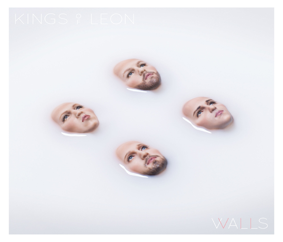 kings of leon album cover - Kings Of Leon - Walls (Album Review)
