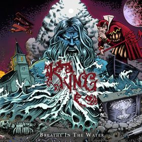 kyng breathe in the water - CrypticRock Presents: The Best Albums of 2016