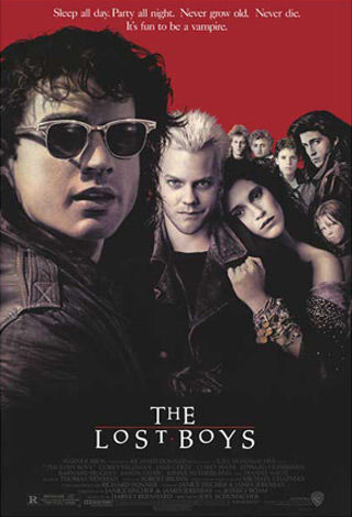 lost boys new - Kiefer Sutherland - The Power of Artistic Expression