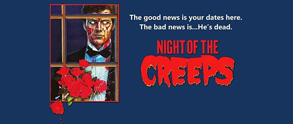 night of the creeps slide - Night of the Creeps - It is 30 Years Later...Thrill Me!
