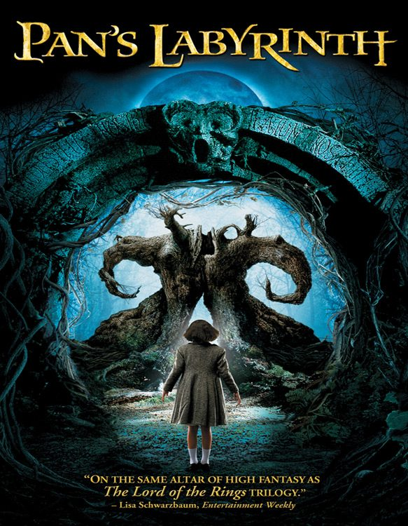 pans poster - Pan's Labyrinth - A Mastery Of Dark Fantasy 10 Years Later