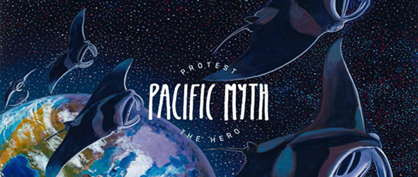 protest the hero slide 1 - Protest the Hero - Pacific Myth (EP Review)