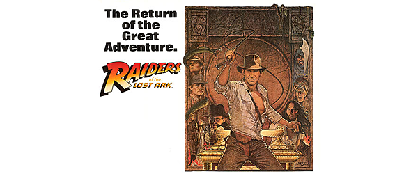 raiders slide - Raiders of the Lost Ark - An Epic Movie Adventure 35 Years Later