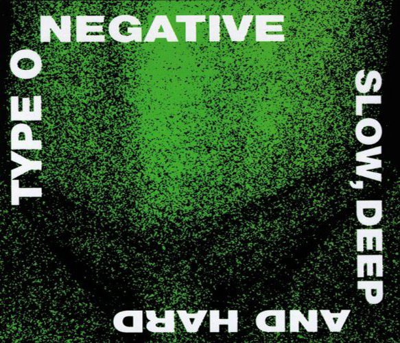 slow deep album 2 - Type O Negative - A Slow, Deep October Anniversary