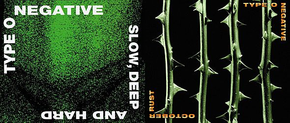 slow deep october slide 2 - Type O Negative - A Slow, Deep October Anniversary