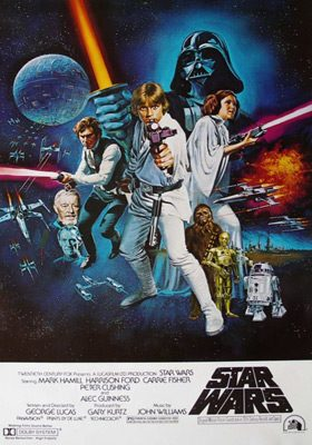 star wars poster - Interview - Nate Blasdell of I Set My Friends on Fire