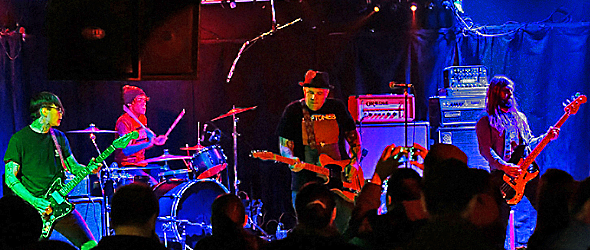 the ataris slide edited 1 - The Ataris Roll Into Revolution Music Hall Amityville, NY 12-4-16