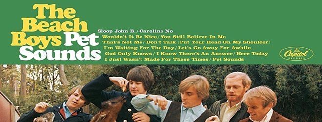 the beach boys pet sounds album slide 1 - The Beach Boys - Pet Sounds Turns 50