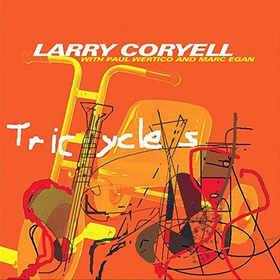 tricycles - Interview - Larry Coryell