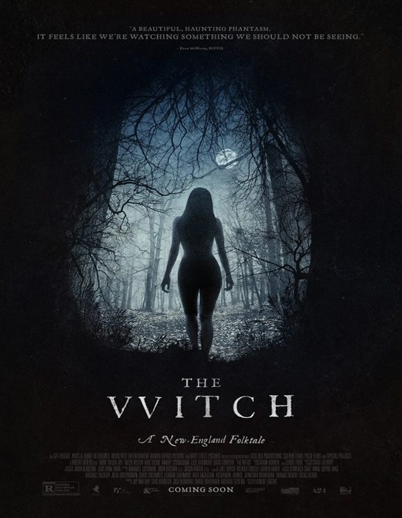 witch ver3 - CrypticRock Presents: Top 10 Horror Films of 2016