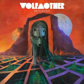 wolfmother victorious album cover art 500x500 - CrypticRock Presents: The Best Albums of 2016