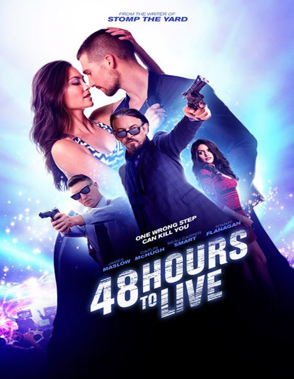 48 hours poster - 48 Hours to Live (Movie Review)